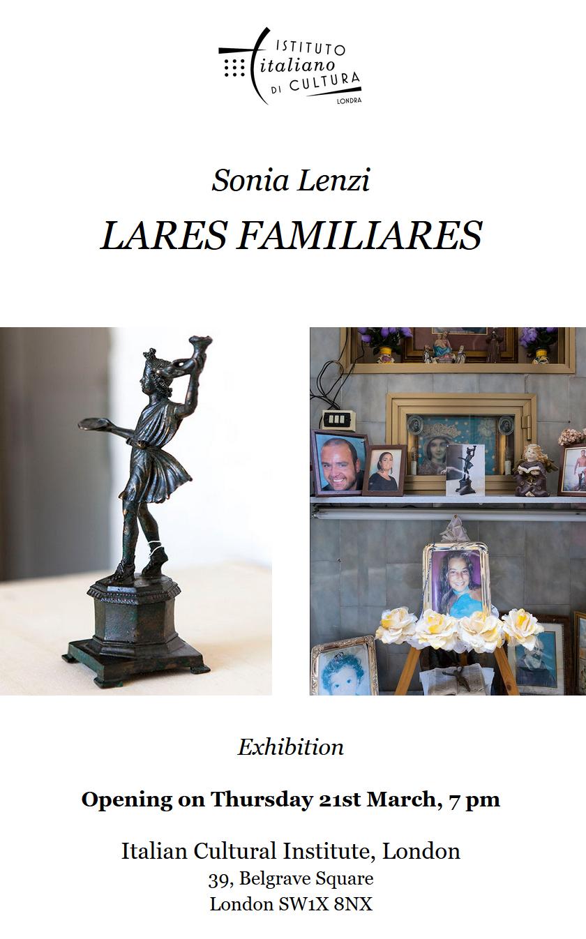 Sonia Lenzi Lares Familiares