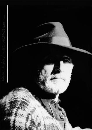 Carlo Gajani - Autoritratto, 1993